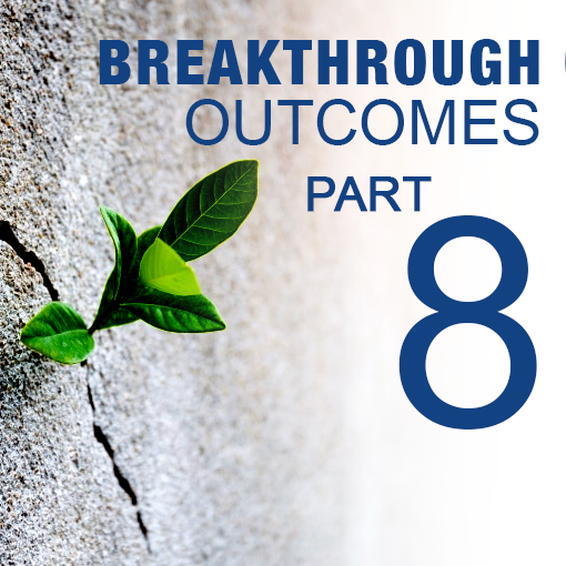 Going Beyond to Creating Breakthrough Outcome