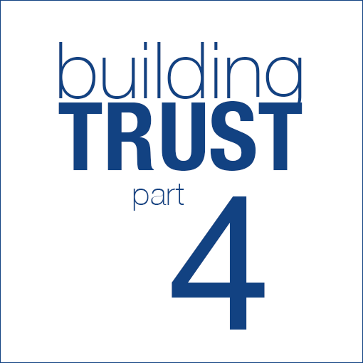 The Optimizer - Building Trust Part 4